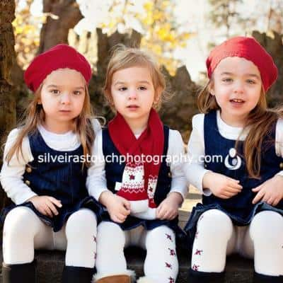 Sister Smooches | Verona NJ Children Photographer