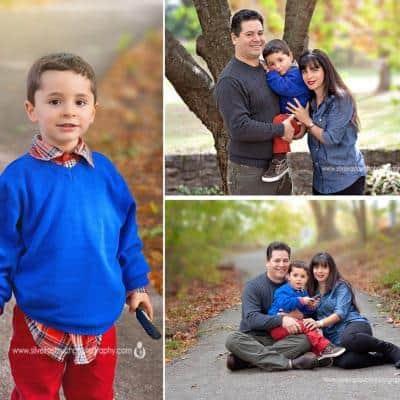 Fall memories | Verona NJ Family Photographer