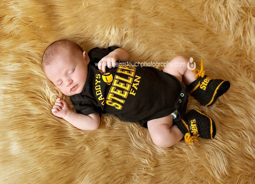 newborn boy photo fan