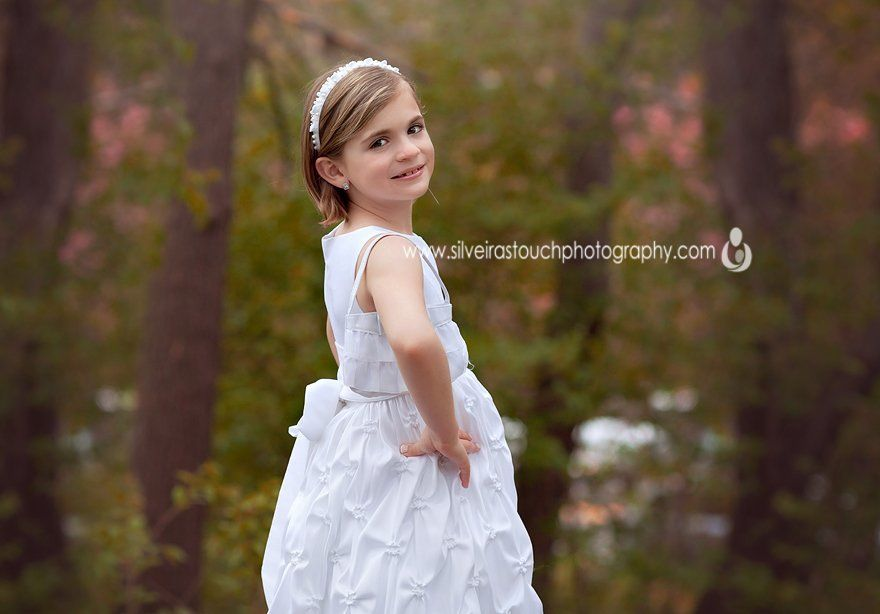 Nj Communion Photographer
