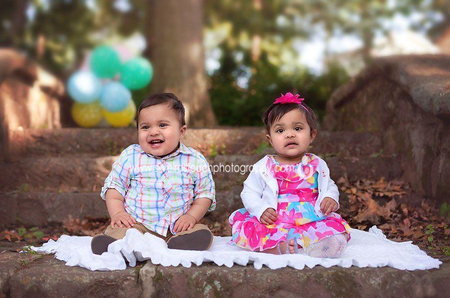 Nutley NJ Twin children photographer