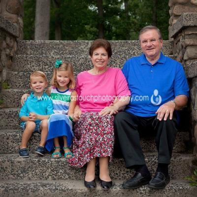 Grandparent's love | Verona NJ Family Photographer