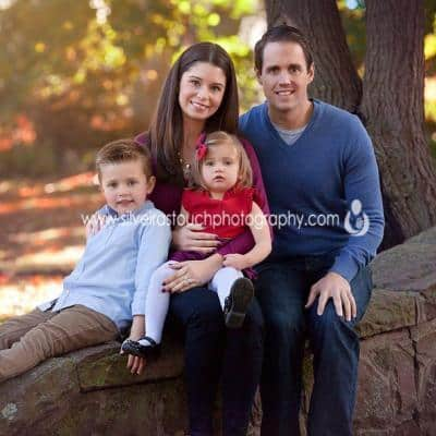 Fall is in the air   Nutley NJ Family Photographer