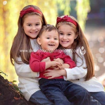 Sweet Siblings | Nutley NJ Family and Children Photographer