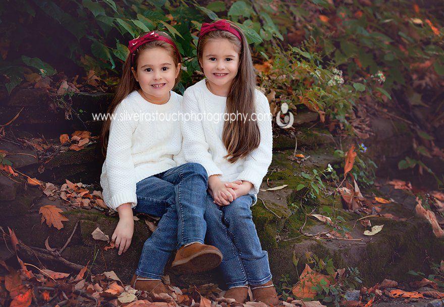 NJ children portraits Nutley Park
