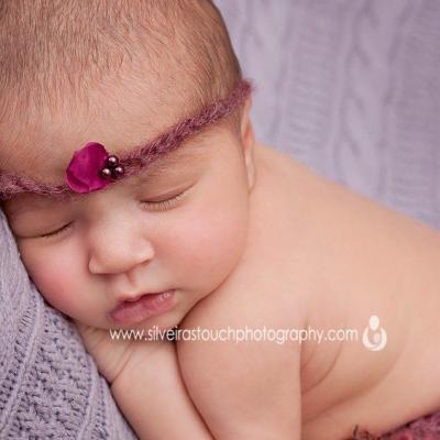 sweet darling 14-day-old | Northern NJ Newborn Photographer