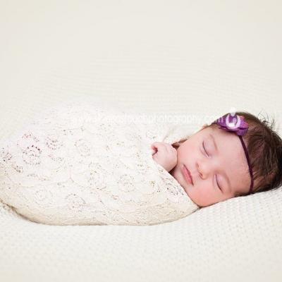 Lovely 4-week-old | Bayonne NJ Newborn Photographer