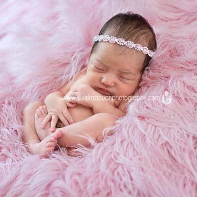 Sweet 12-day-old | Edison NJ Newborn Photographer