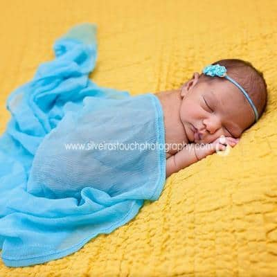 13 day old Berkley Heights Photographer