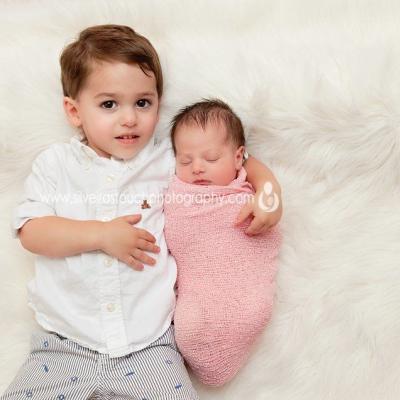 9-day-old baby H. | Livingston NJ Newborn Photographer