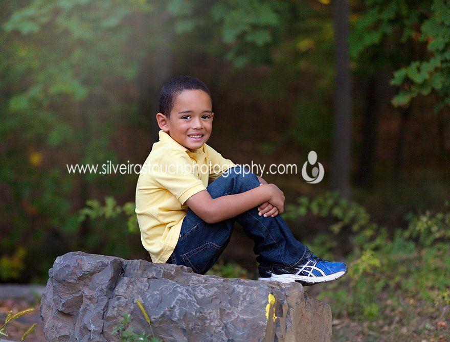 West Orange NJ Child Portraits