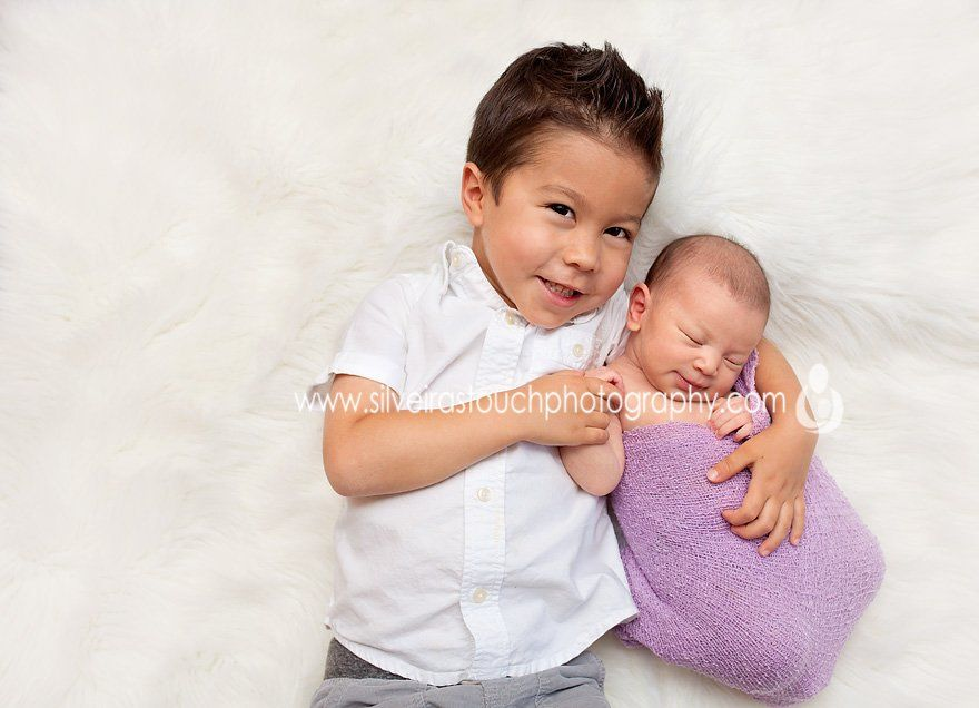 Newborn family photographer in Maplewood NJ