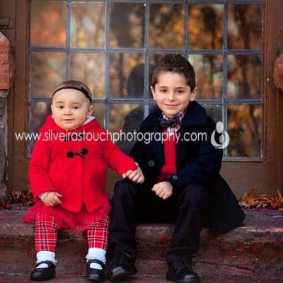 Best friends | Verona NJ Children & Family Photographer
