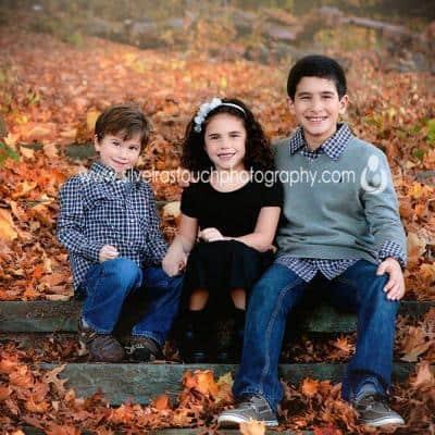 Sibling Love   Morris County NJ Children Photographer