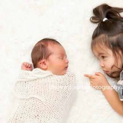 Tiny bundle of joy | Hoboken NJ Newborn Photographer