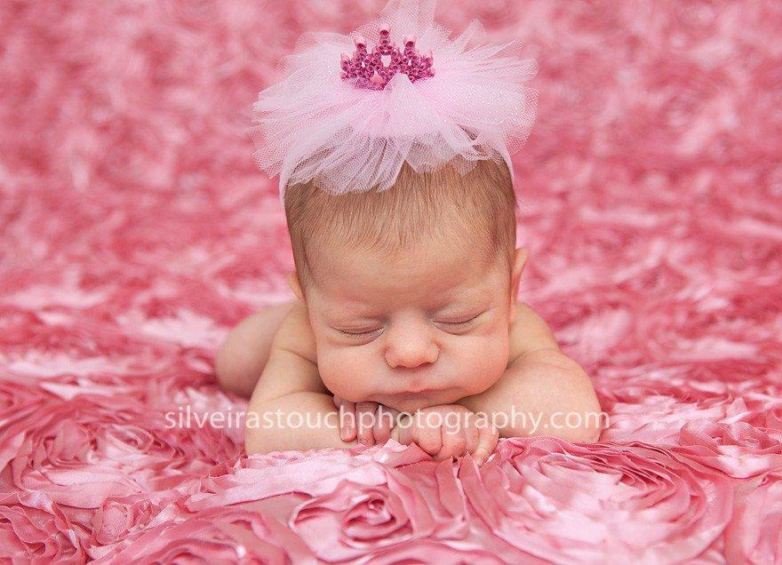 Livingston Nj Newborn portrait