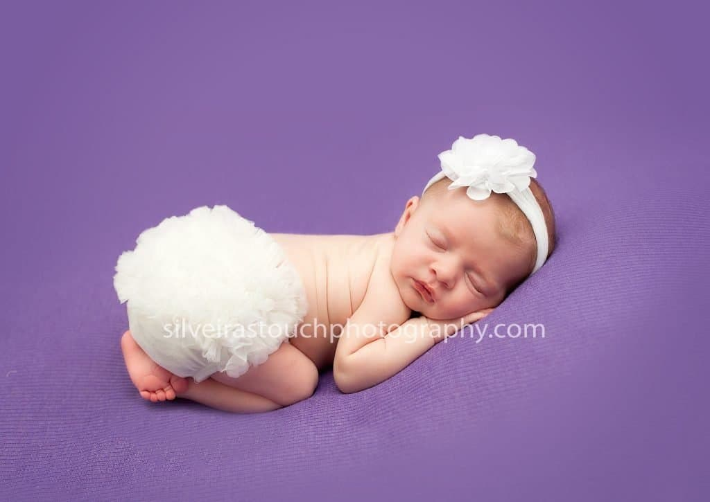 Haily 16 days new Newborn photography Livingston NJ