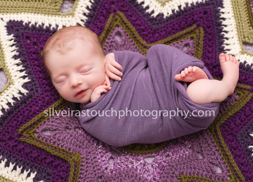 Livingston NJ newborn photography
