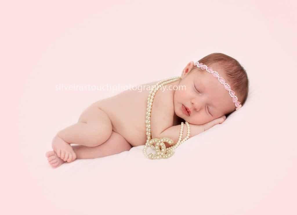 couture baby photographer Morris Plains NJ