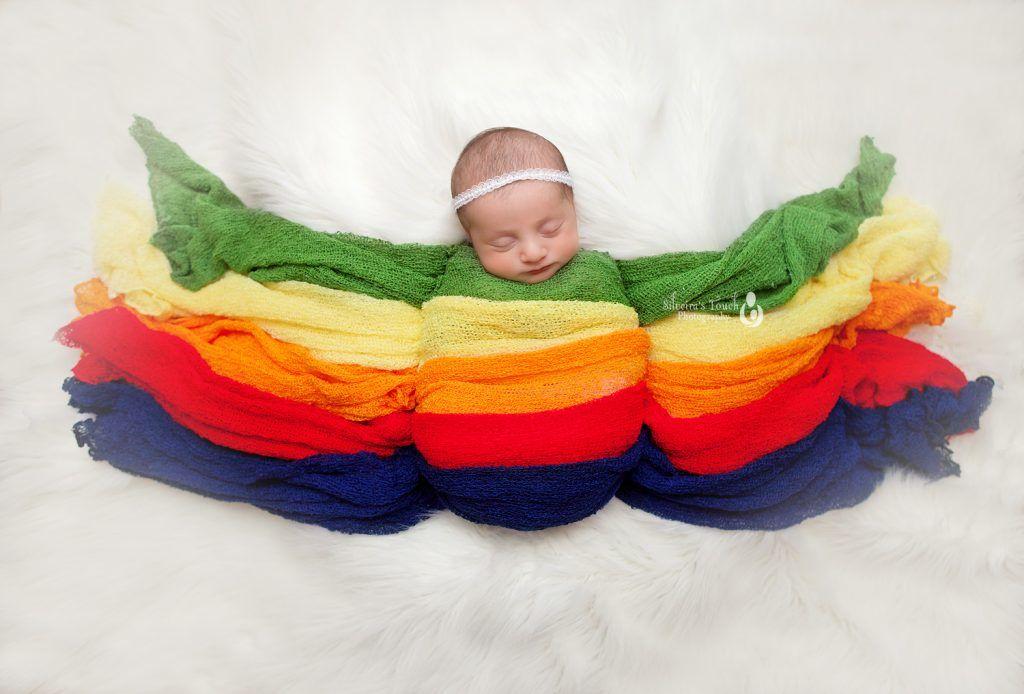 Newborn photography paramaus NJ Baby