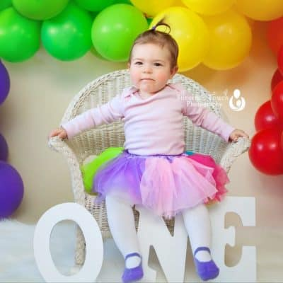 Bloomfield NJ Children Photographer | First Birthday Fun
