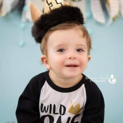 Cranford NJ Children Photographer Birthday boy
