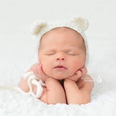 Sweet baby girl | Denville NJ Newborn Photographer