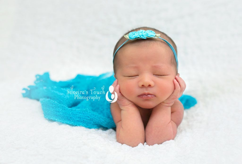 Montville NJ newborn photo