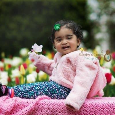 Spring Photo   Morris Plains NJ Children Photographer