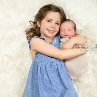 Bloomfield NJ Newborn Photographer | Beautiful new baby