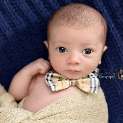 Bergen County NJ Newborn Photographer | Hello gorgeous baby boy