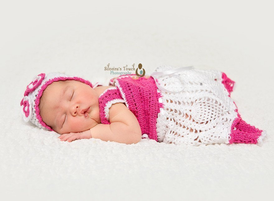 Cranford nj newborn photography