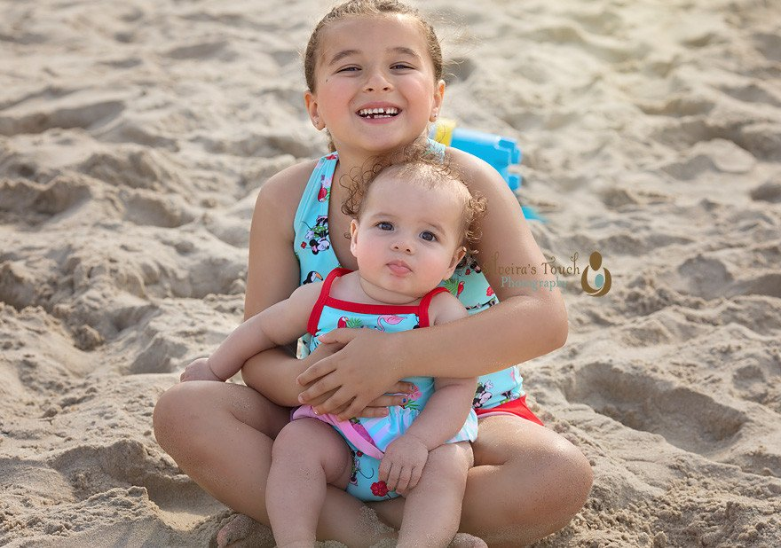 beach beauties Monmouth NJ Children photographer