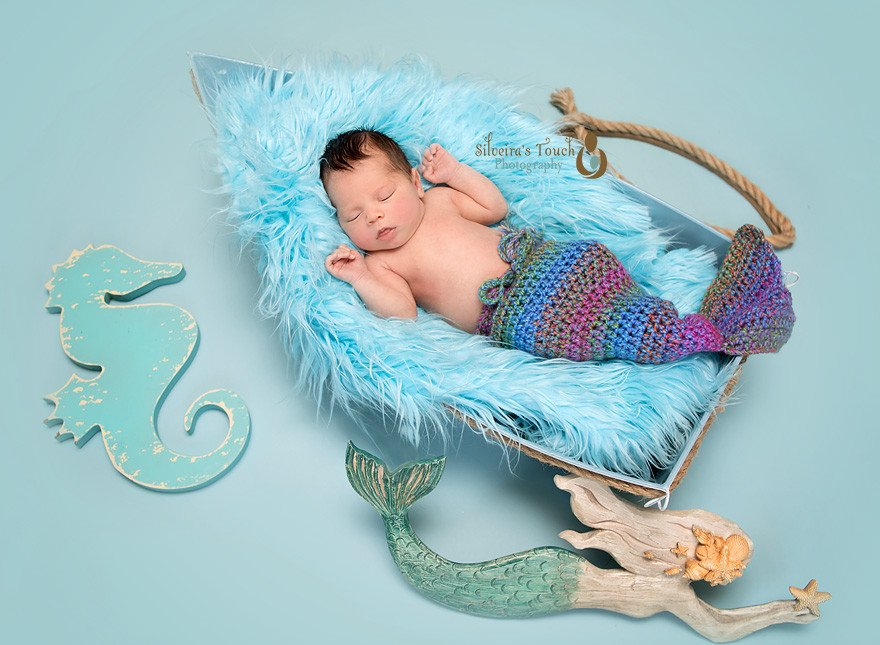 Sussex county NJ newborn portrait