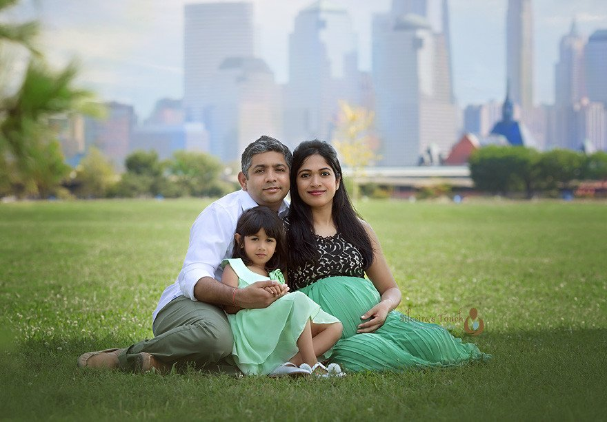 jersey city nj maternity photography