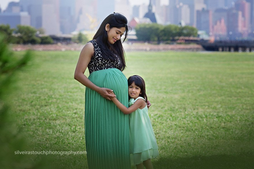 jersey city nj maternity photographer