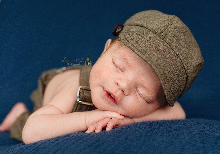 dapper baby boy Pompton Plains NJ Newborn photography