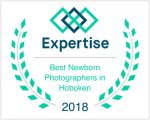 expertise best NJ newborn photographer award
