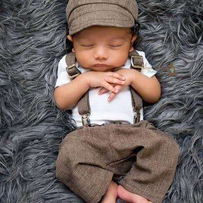 Newborn photography Parsippany NJ | Four weeks boy