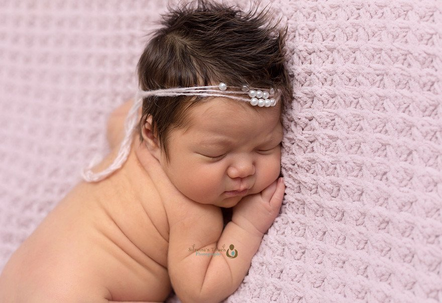 sweet baby emma Parsippany NJ Newborn photographer