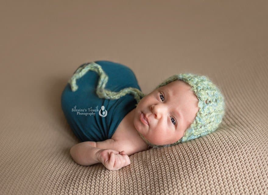 handsome baby boy newborn photography Randolph NJ