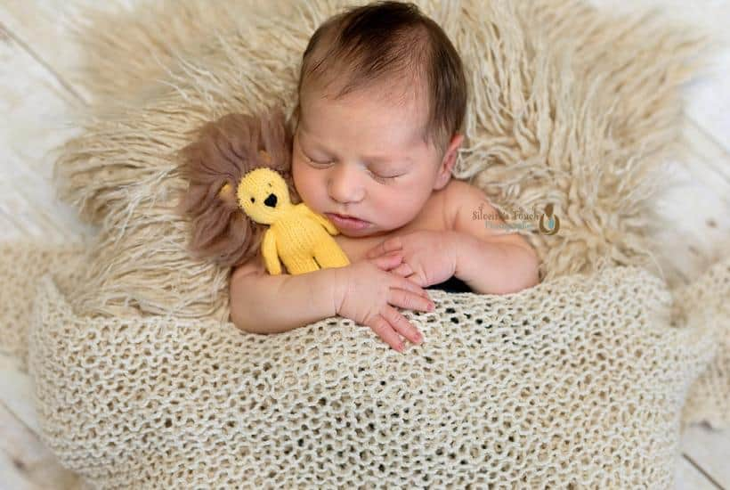 Hopatcong NJ Newborn photo