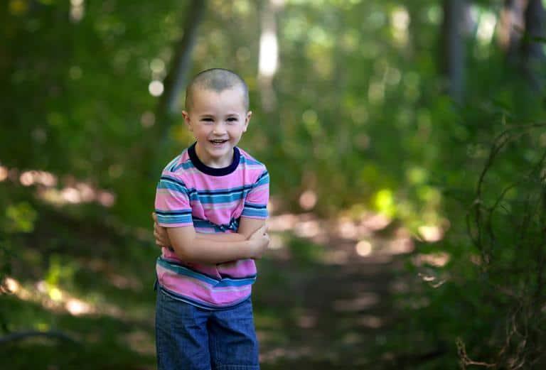 Denville NJ child Portrait
