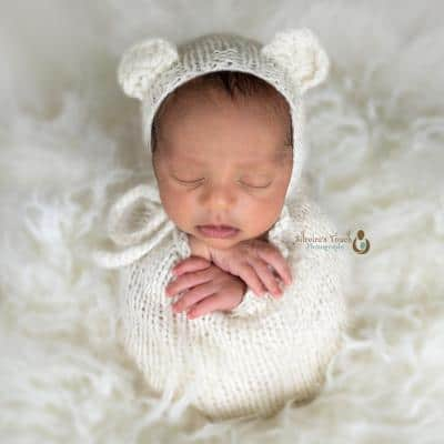 Sweet tenderness of a newborn | NJ Photographer