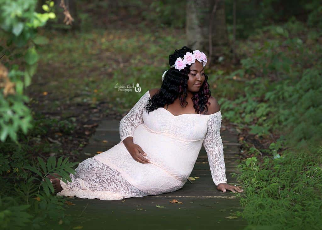 maternity photo session denville NJ