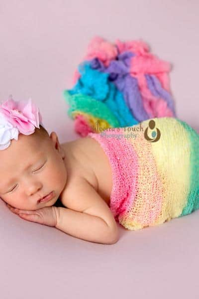 Rainbow Baby Photography NJ