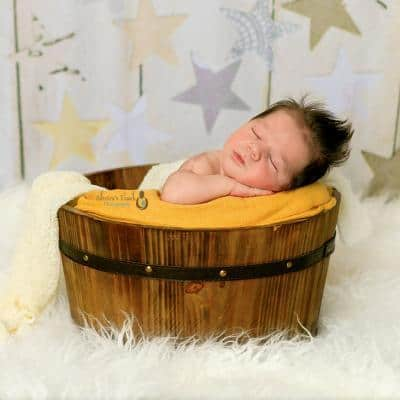 morris plains nj newborn photo