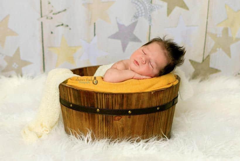 morris plains nj newborn photo
