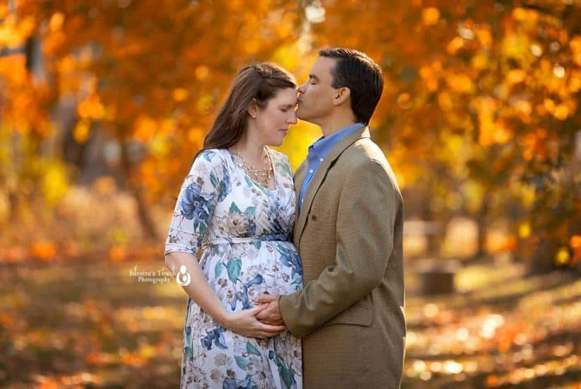 couple maternity photography NJ