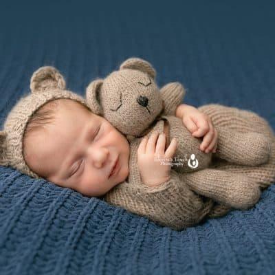Smiling infant photos Verona NJ